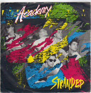 ACADEMY, STRANDED / PAINT ME BLUE