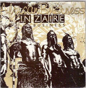 AFRICAN BUSINESS, IN ZAIRE - MARA EDIT / AFROSWING EDIT