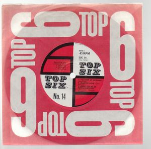 VARIOUS, TOP 6 - NUMBER 14