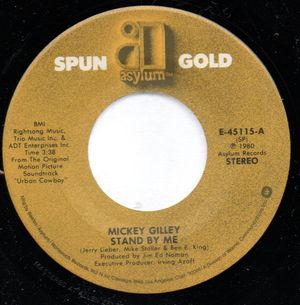 MICKEY GILLEY / UNSTRUNG HEROS, STAND BY ME / COTTON EYED JOE