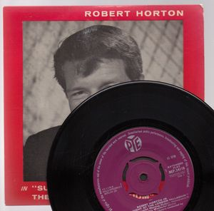ROBERT HORTON, SUNDAY NIGHT AT THE LONDON PALLADIUM - EP