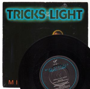 MIKE OLDFIELD , TRICKS OF THE LIGHT / AFGHAN