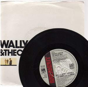 WALLY JUMP JR & THE CRIMINAL ELEMENT, THIEVES / THIEVES - JAZZ IN THE HOUSE