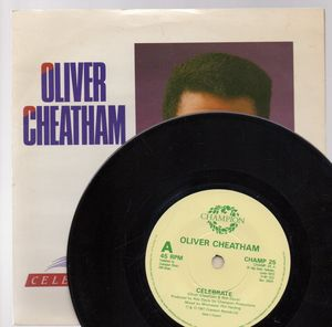 OLIVER CHEATHAM, CELEBRATE / DUB MIX