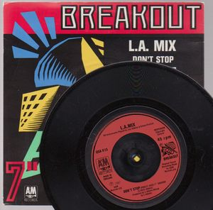 LA MIX, DONT STOP / PHILLY JAZZ MIX
