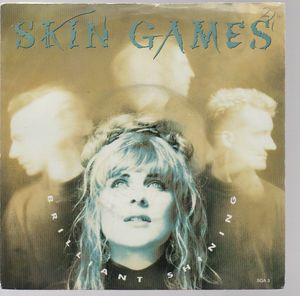 SKIN GAMES, BRILLIANT SHINING / HOLD THE MIRROR