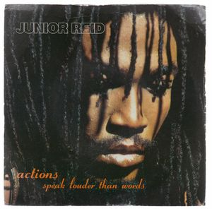 JUNIOR RED, ACTION SPEAKS LOADER THAN WORDS / DUB ACTION