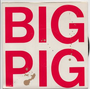 BIG PIG, HUNGRY TOWN / BOY WONDER