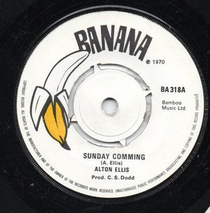 ALTON ELLIS / CARL BRYAN, SUNDAY COMMING / SUNDAY VERSION