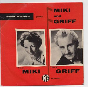 MIKI & GRIFF , THIS IS MIKI THIS IS GRIFF - EP