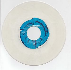 DODGY, IN A ROOM / OUT CLUBBING - white vinyl