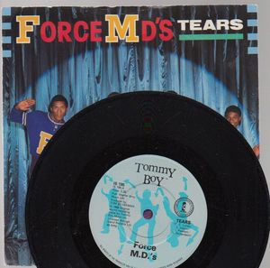 FORCE M.D.s, TEARS / FORGIVE ME GIRL