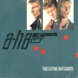 A-HA , THE LIVING DAYLIGHTS / INSTRUMENTAL