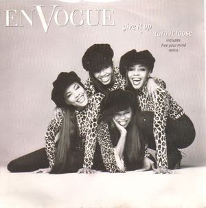EN VOGUE, GIVE IT UP, TURN IT LOOSE / FREE YOUR MIND - rec and wreck remix