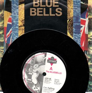 THE BLUE BELLS, I'M FALLING / H.O.L.L.A.N.D.
