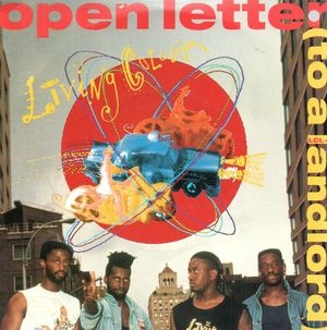 LIVING COLOUR, OPEN LETTER (TO A LANDLORD) / CULT OF PERSONALITY (LIVE)
