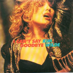 KIM WILDE , I CAN'T SAY GOODBYE (EDIT) / SANJAZZ MEGAMIX