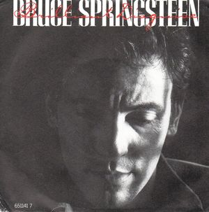 BRUCE SPRINGSTEEN, BRILLIANT DISGUISE / LUCKY MAN
