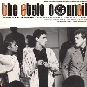 STYLE COUNCIL, THE LODGERS (feat. D.C.Lee) / YOU'RE THE BEST THING, THE BIG BOSS GROOVE