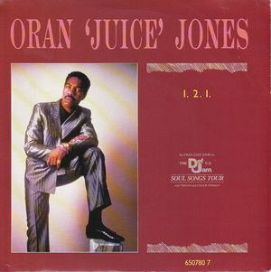 ORAN JUICE JONES , 1.2.1. / HERE I GO AGAIN