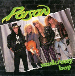 POISON, SWAMPJUICE / UNSKINNY BOP / VALLEY OF LOST SOULS