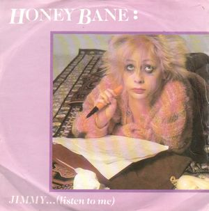 HONEY BANE , JIMMY...(LISTEN TO ME) / JIMMY...(LISTEN TO ME)