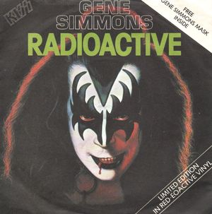 GENE SIMMONS, RADIOACTIVE / WHEN YOU WISH UPON A STAR